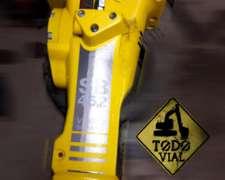 Martillo Hidraulico SB452 para Retropala Nuevo Bsas Todovial
