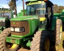 Tractor John Deere 6500 TS - 1998