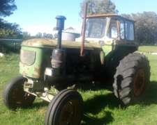 Tractor Deutz A70 con Rodado