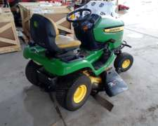Tractor Corcesped John Deere X300