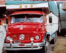 Compro Contado 1114 o 1518 C/carroceria o Volcador