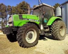 Tractor Deutz Agco Allis 6.150a año 2007