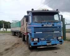 Scania 112 Modelo 86