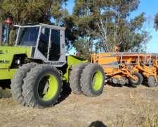 Tractor Marca Zanello 500