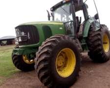 Tractor John Deere 7515 año 2007