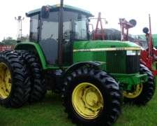 Tractor John Deere 7500 Cabina y Duales