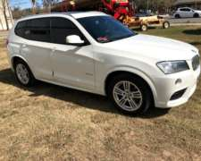 Bmw X3 35i año 2012 Pack M