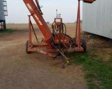 Extractora de Cereal Ombu, Modelo Emco 2002