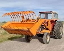 Tractor Massey Ferguson 1075, año 1974