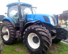 Tractor New Holland T7 245 año 2012