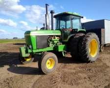 Tractor John Deere 4930 año 1985 160hp Motor Reparado 3 Años