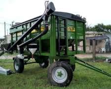 Acoplado Tolva Semilla/fertilizante Nuevo J y M MD-10 TN