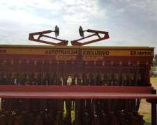 Sembradora Bertini 22.000 Autotrailer