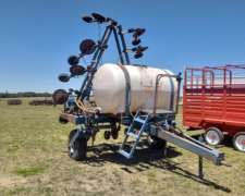 Fertilizadora Incorporadora de Fertilizante Liquido Juri