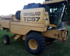 New Holland Tc57 Con 23 Pies, Excelente Estado - Financ