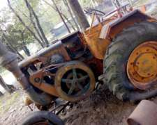 Tractor Pampa Argentino 1955