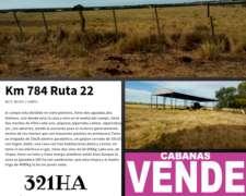 Campo en Cangallo HA321