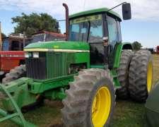 Tractor John Deere 7505 Buen Estado General
