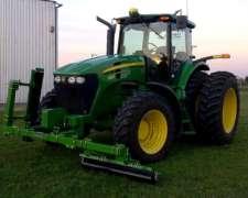 Rolo Pisa Palos para Tractor John Deere Linea 7