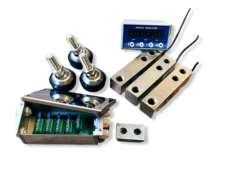 Sistema de Pesaje Electronico - 3 Apoyos con Controlador