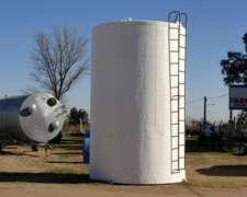 Tanque / Cisterna Prfv 30000 Litros Argenplast