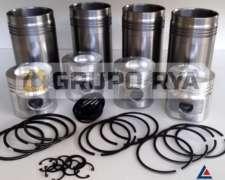 Conjunto Xinchai C490 // Grupo RYA