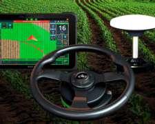 Piloto Automático DD y Control de Pulverizacion con Corte