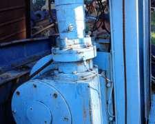 Guinche A Cable Con Motores Hidraulicos