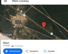 Campo 1269 Hectareas - Lucio V. Manzilla - Cordoba