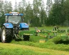 Segadora/acondicionadora, Arrastre Krone Easy CUT TS 360 C R
