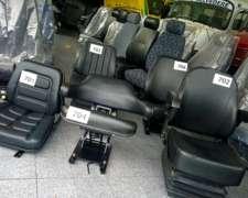 Asientos Hidraulico para Tractores y Maquina Vial