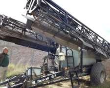 Flexi Coil 4000 Lts 30 Mts Barral Montado