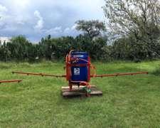 Pulverizadora 200 Lts. 6.5 Mts. De Botalón.