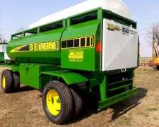 Acoplado Tanque Belen de 3000 Litros Full
