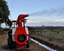 Cañon Tres Puntos Af-600/af2000- 600/2000 Lts