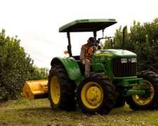 Tractor John Deere Nuevo 5082e de 82hp por Plan de Ahorro