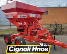 Fertilizadora Yomel 3024 Nueva, Vende Cignoli Hnos.