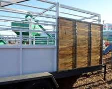 Balanza de Hacienda Movil 8000 Kg - Pesar - Oportunidad