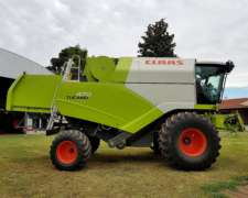 Claas Tucano 470, 2012, 30 Pies,impecable