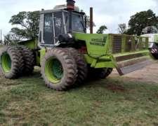 Tractor Pala Zanello 500 C con Aire y Vigia