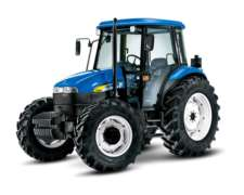 Tractor TD95 Plus - New Holland