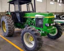 Tractor John Deere 3140, Año 1987, Con Garantia