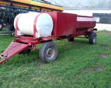 Tanque de Combustible Gentilli de 3000 Lts Combinado C/ Baul