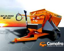 Mixer Horizontal SF-3000 - Comofra