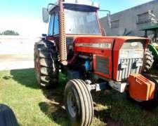 Tractor Agrinar T 120 Cabina con Aire Acondicionado