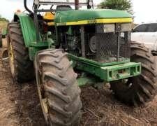 Tractor John Deere 6600 con Pala Frontal