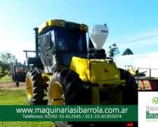 Fertilizadora Canalis CS 1 y 2