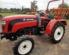 Hanomag 304 Doble Tracción Agrícola