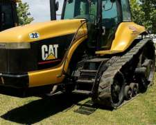 Tractor Oruga Challenger Cat Circuito Cerrado