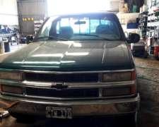 Pick-up Chevrolet Silverado Mwm